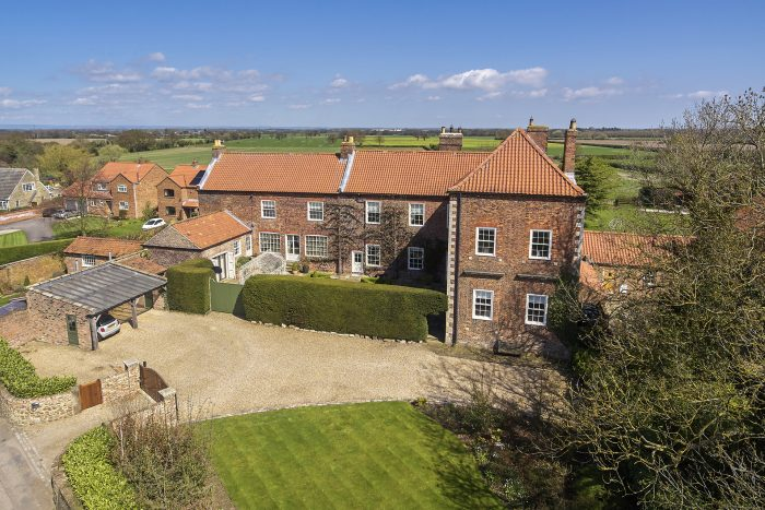 DEAL DONE ! LONG MARSTON HALL, YORK