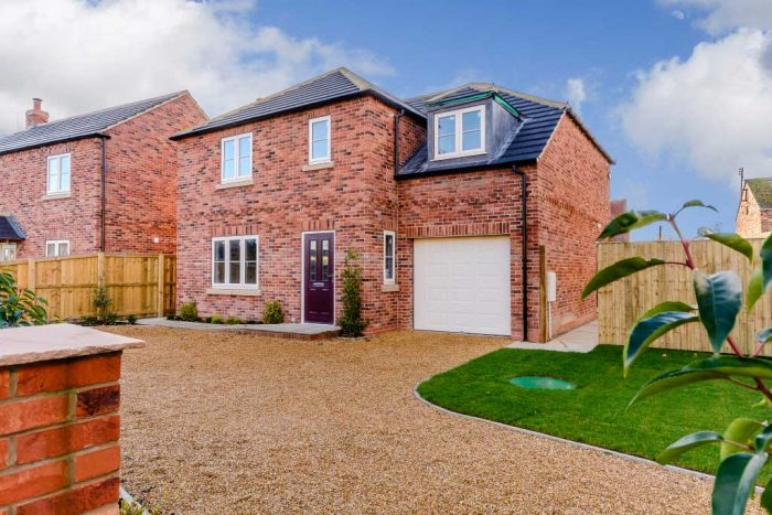 NEW BUILD PROPERTIES NORTH YORKSHIRE