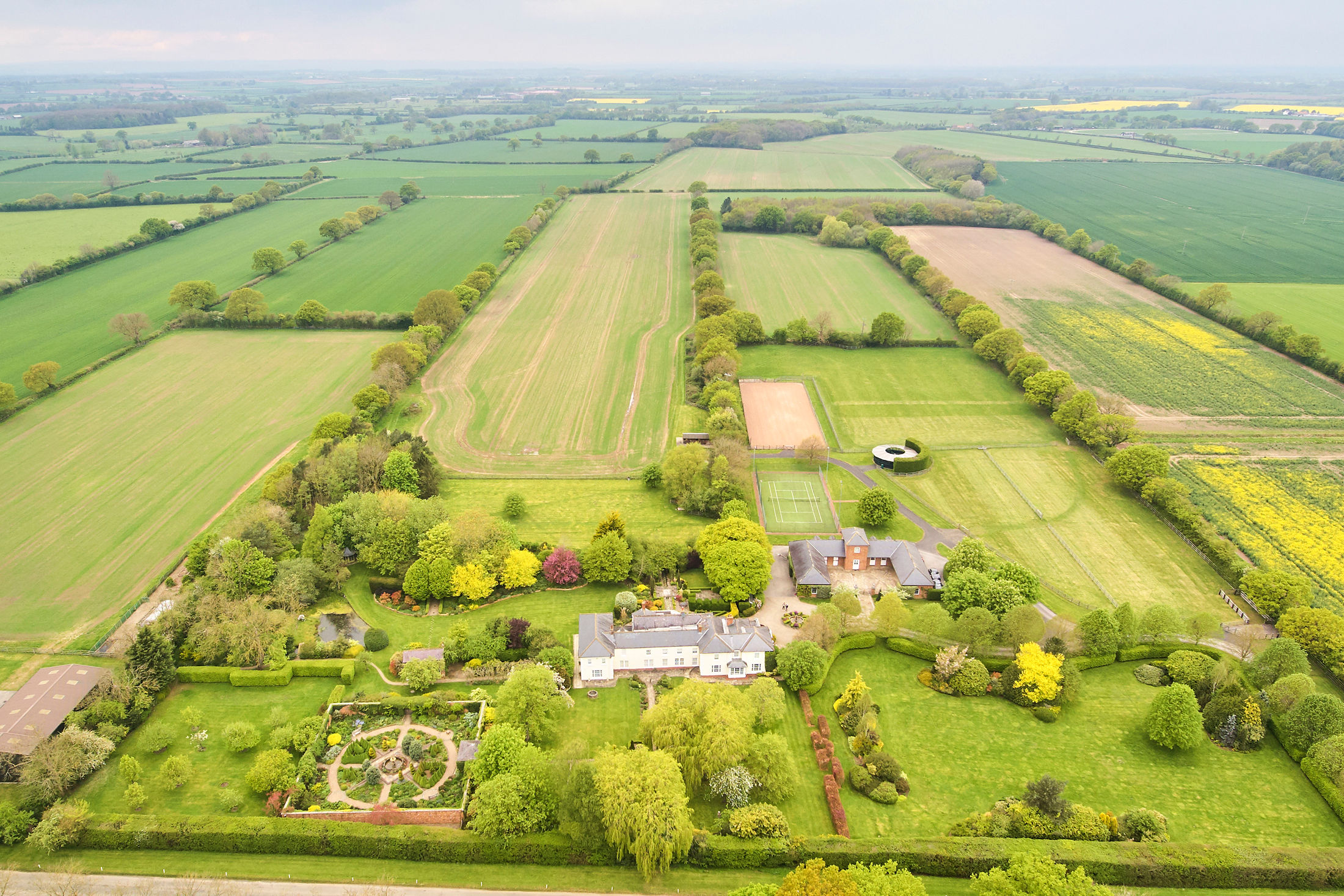 Haveray Park Hall, Nun Monkton – Country Estate Sale Completes